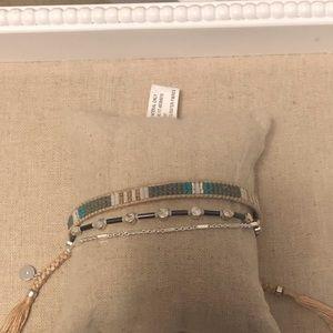 Stella & Dot Frezia bracelet